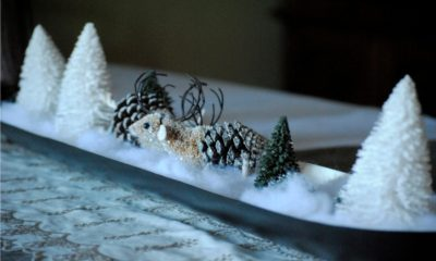 Top 30 Festive and Cute DIY Christmas Decoration