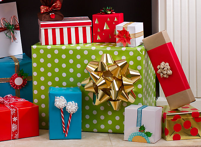 Diy christmas wrapping gift ideas25 pretty inspiration diy christmas wrapping gift ideas25 solutioingenieria Images