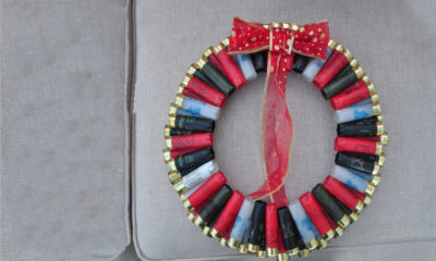 25 Festive Christmas Wreaths That You Can DIY