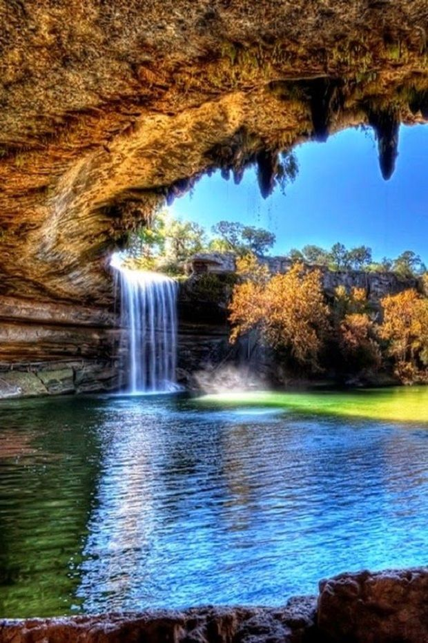 43 best usa waterfalls to visit this holiday for Places to visit in usa for christmas