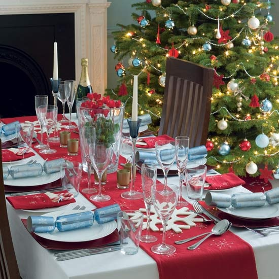 Christmas Table Decorating16