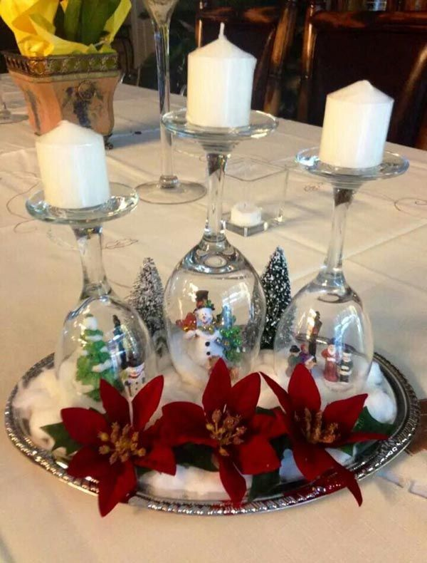 Christmas Table Decorating17