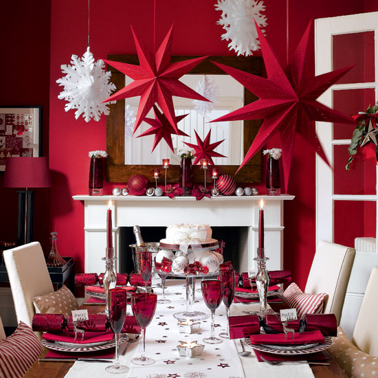 Christmas Table Decorating20