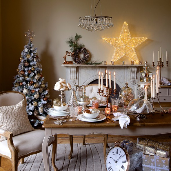 Christmas Table Decorating30