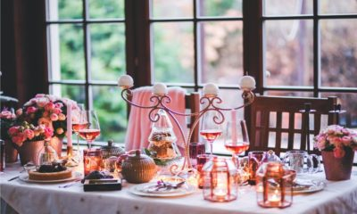 Christmas Table Decorating6