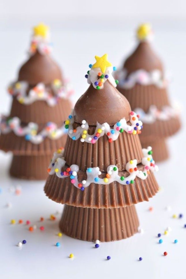 Quick And Easy Christmas Treats To Make. Cute Christmas Treat Ideas ...