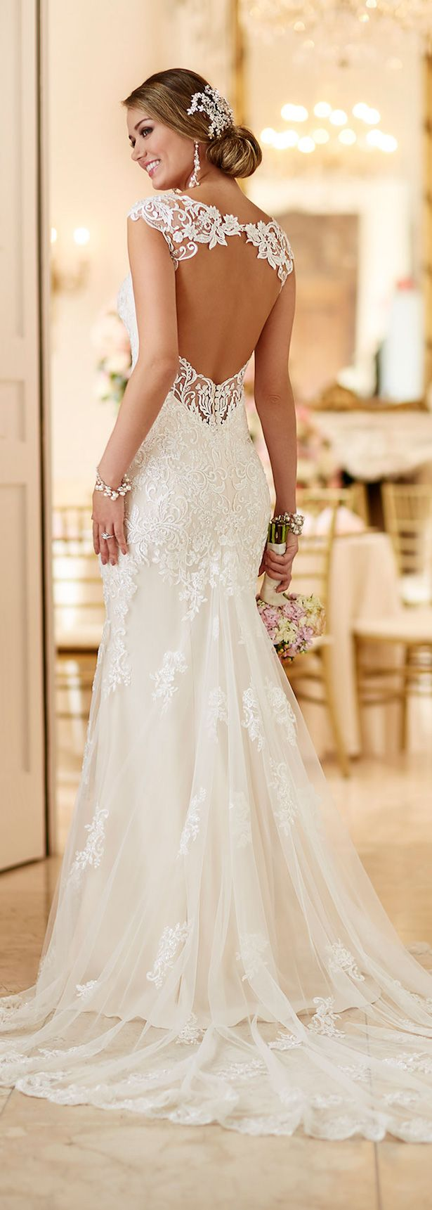 28 beautiful and best wedding dresses wedding dresses12 junglespirit Images