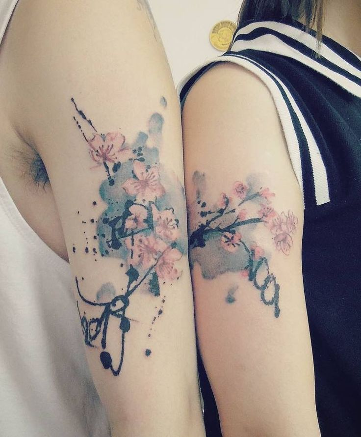 Awesome couple tattoos inspiration 21