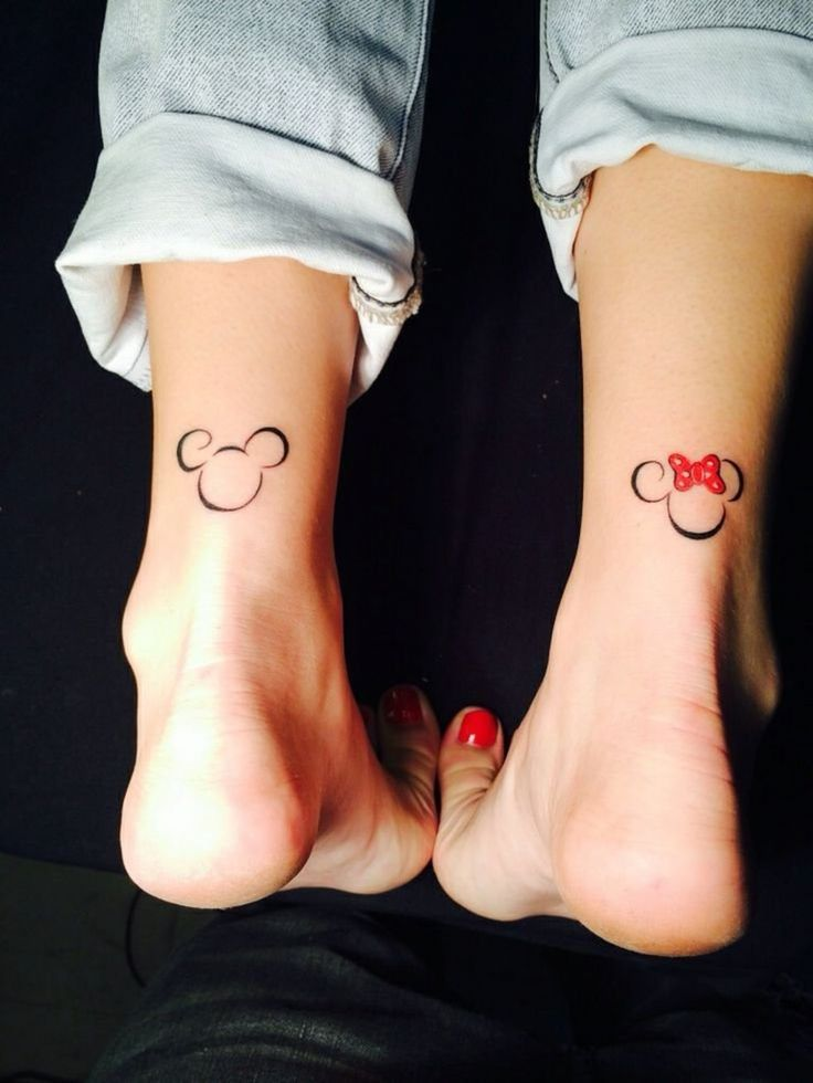 Awesome couple tattoos inspiration 22