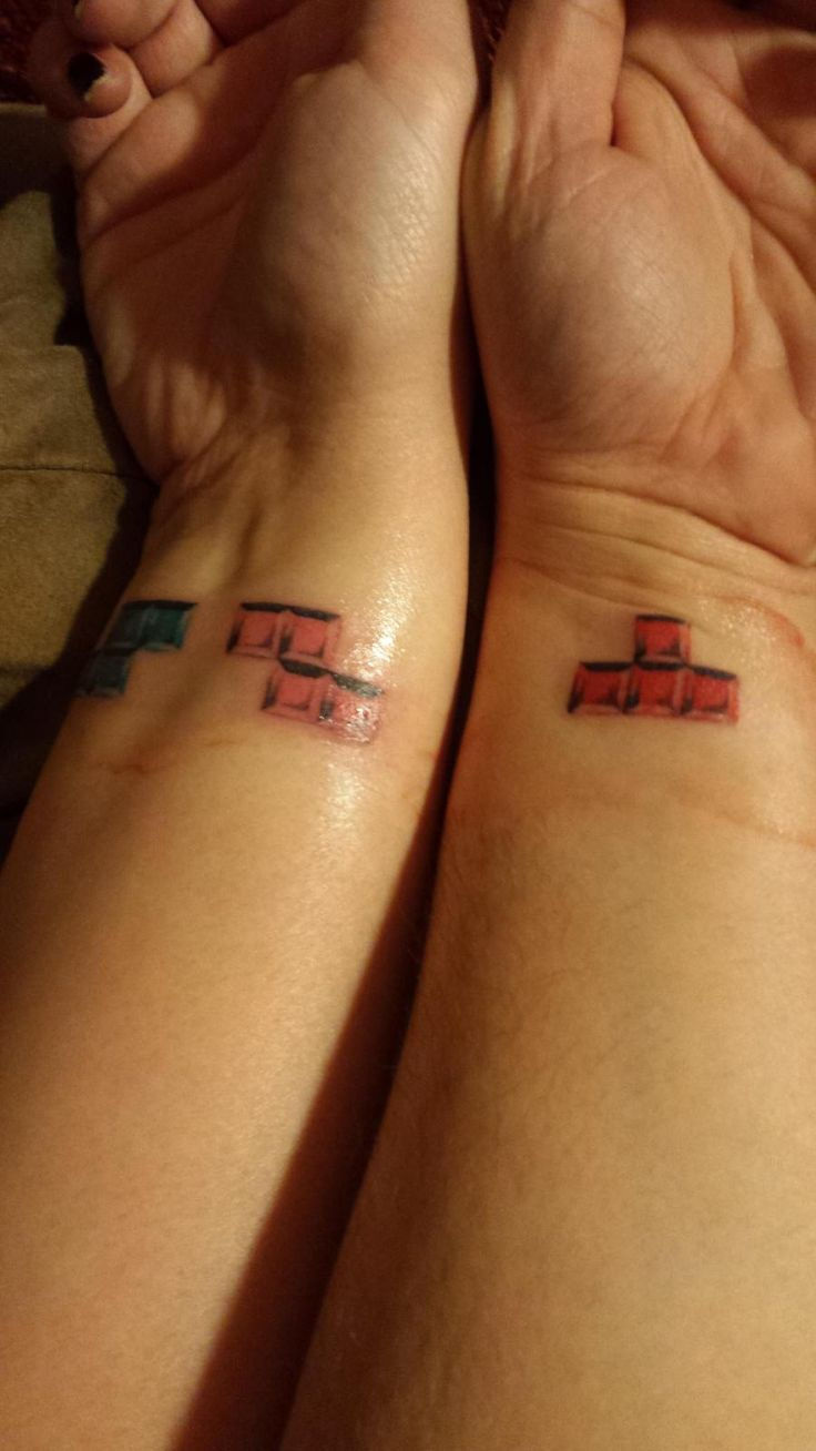 Awesome couple tattoos inspiration 7