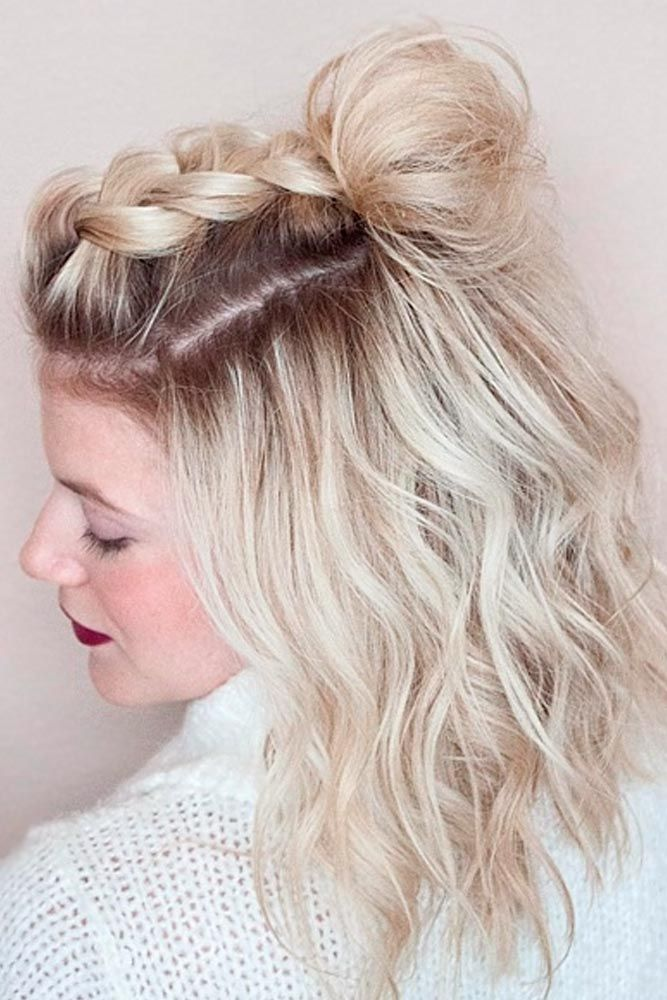 Gorgeous Hairstyles For Short Hair 49