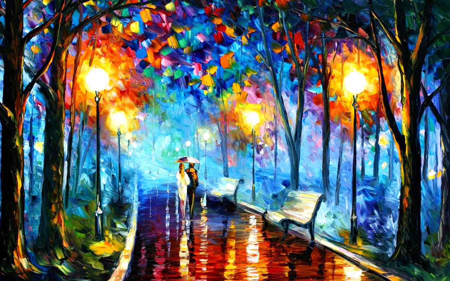48 amazing abstract art wallpapers for Amazing paintings pics