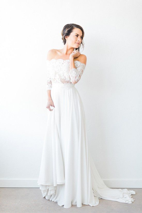 Amazing Casual Wedding Dresses Ideas 21