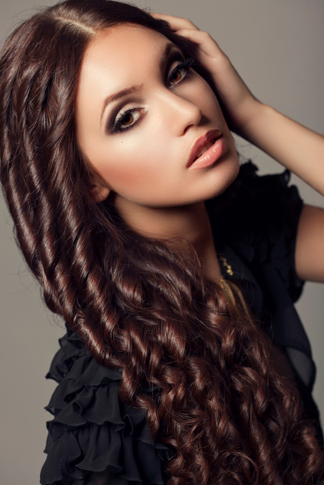 Amazing Curly Hairstyles amazing hairstyle