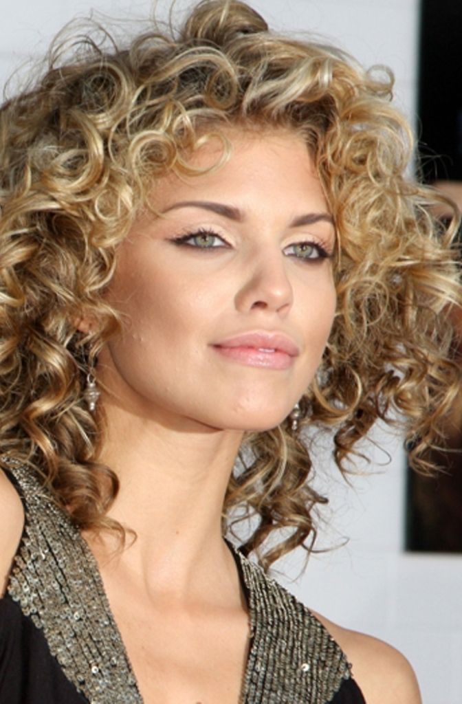 Amazing Curly Hairstyles and the best hairstyle