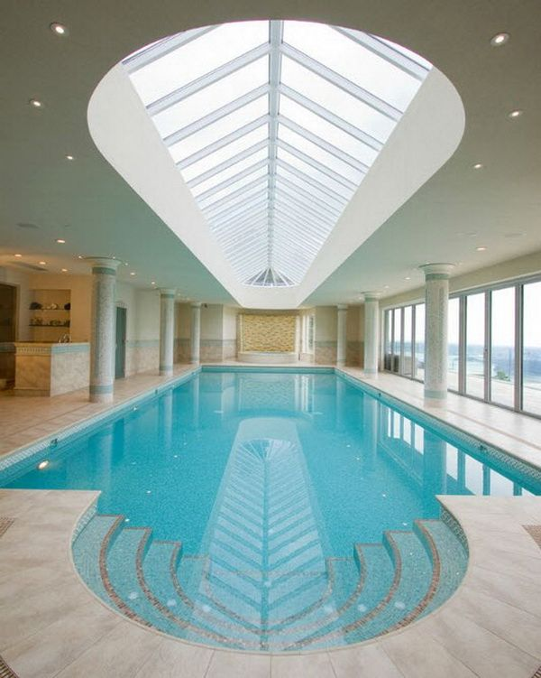 residential indoor lap pool. Awesome Indoor Swimming Pool Ideas 1 Residential Lap