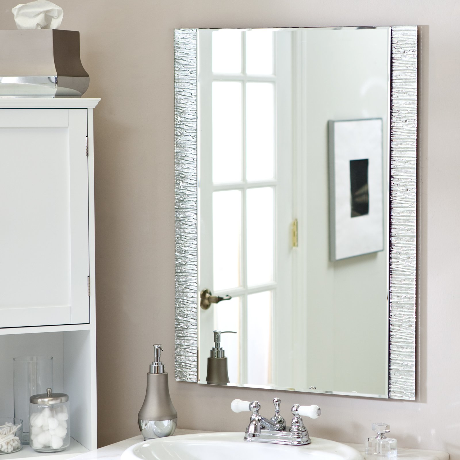 Unique Ideas For Bathroom Mirrors. cleaning your bathroom mirror. 25 ...