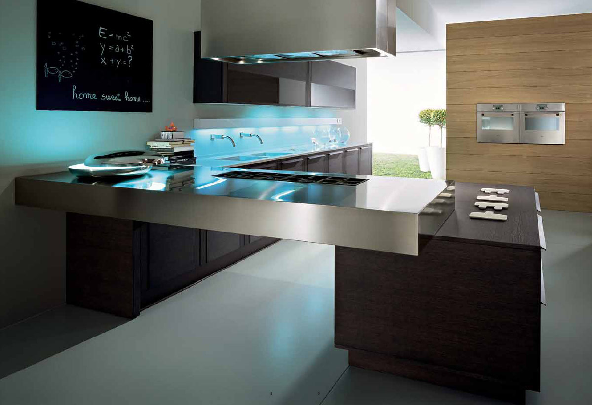 35 Beautiful contemporary kitchen ideas