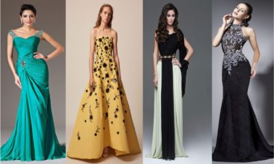 27 Beautiful evening gowns