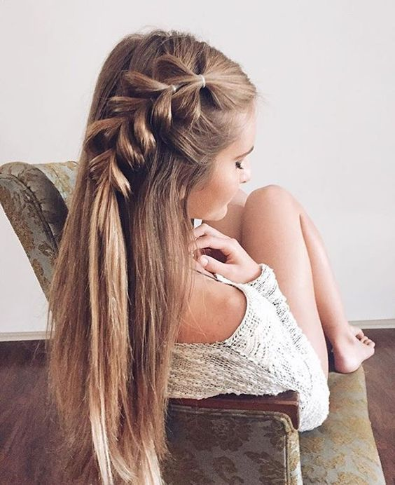 Beautiful hair ideas to get inspire 5