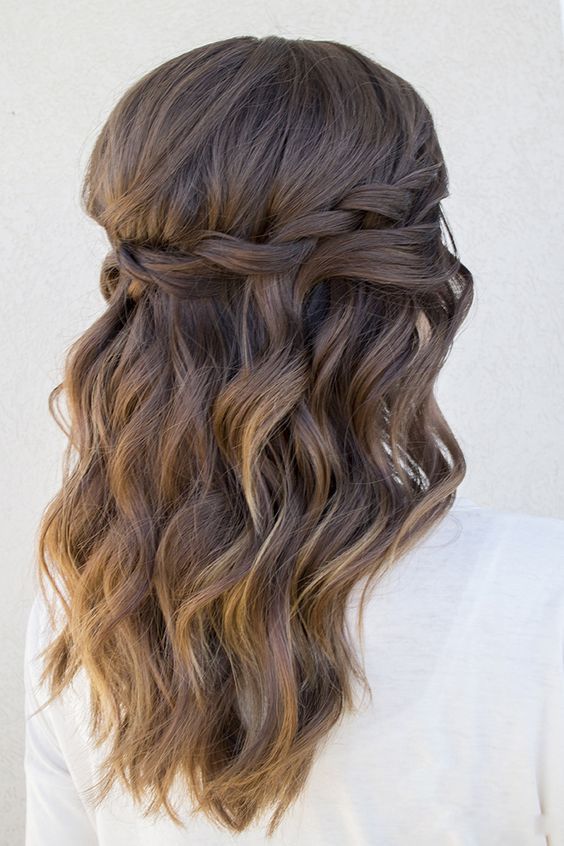 Beautiful hair ideas to get inspire 8