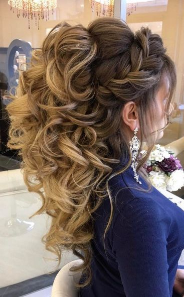 Beautiful hair ideas to get inspire