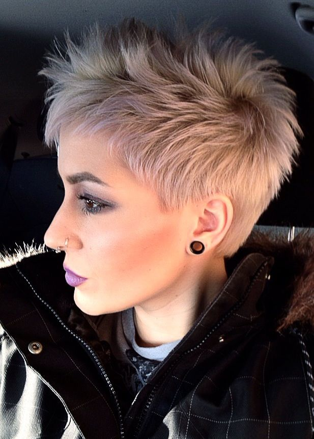 Hottest short haircuts for 2018 24