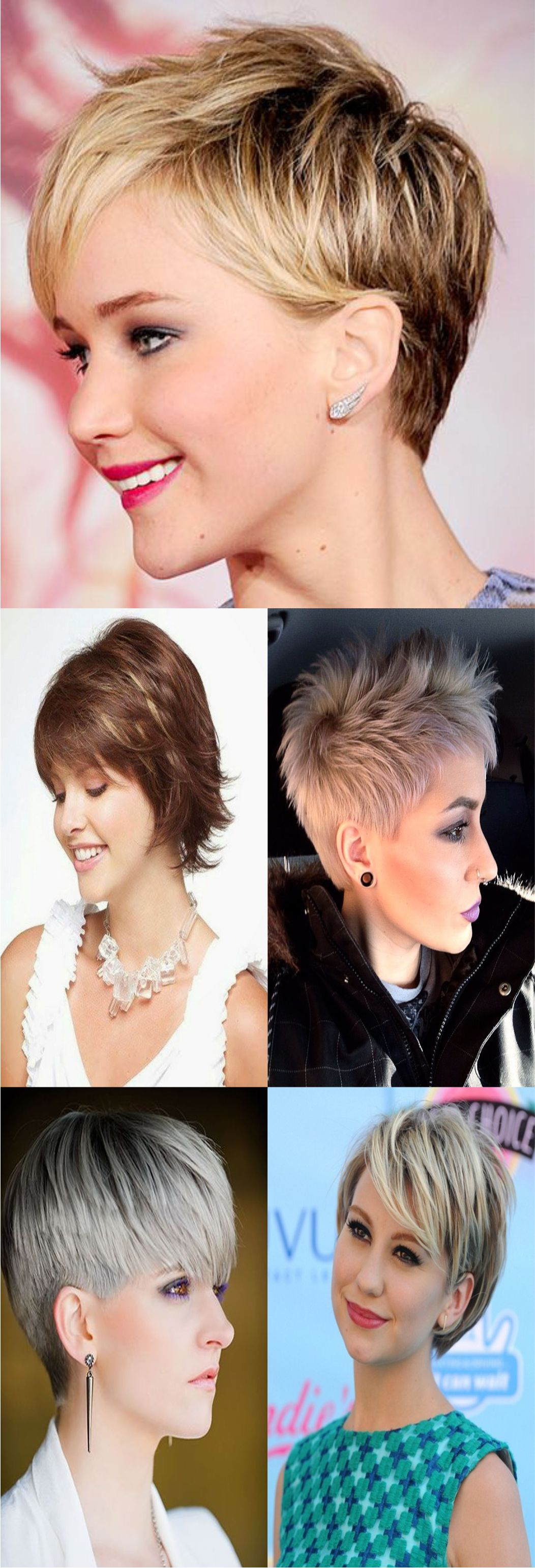 Hottest short haircuts for 2018 New
