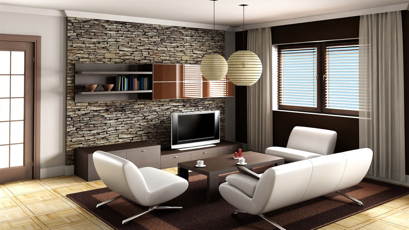 Exceptionnel Best Living Room Wallpapers 5