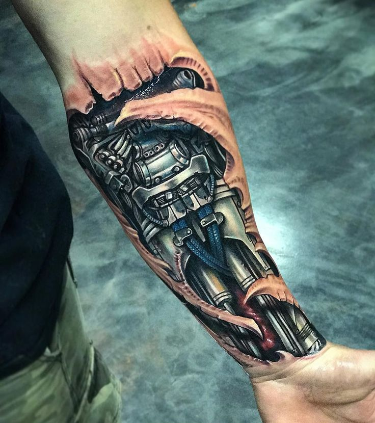 Best tattoos for men to try now 11