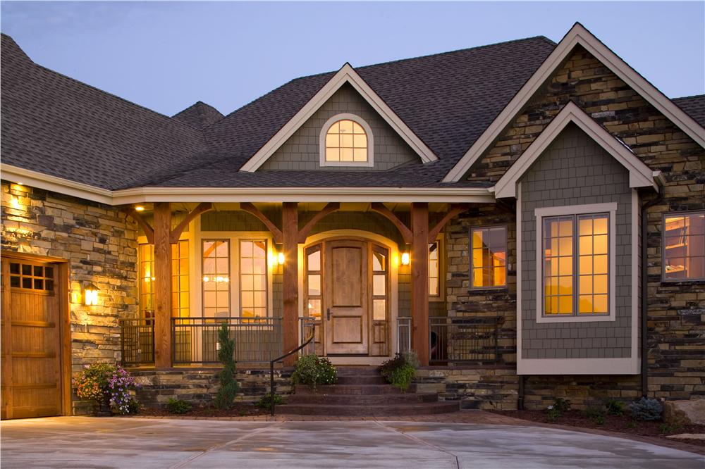 Best Traditional Exterior Design Ideas 9