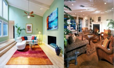 31 Best Tropical Living Room Designs