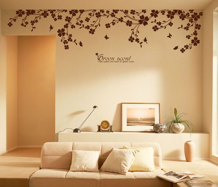 25 Best wall sticker decor ideas
