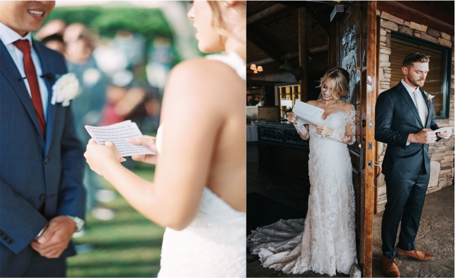 Best wedding vows tips feture