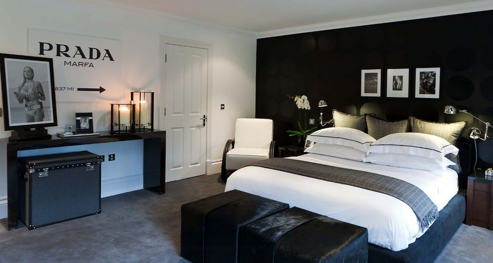 Superieur Black And White Bedroom Ideas 3
