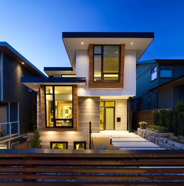 91+ Contemporary Home Exteriors Design - 30 Different West Coast ...