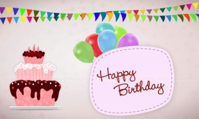 Happy birthday cards fETURE