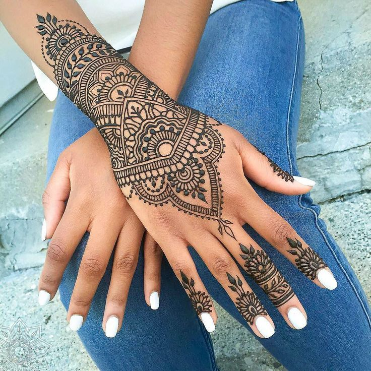 Henna tattoo ideas with images 16 · Pretty Inspiration
