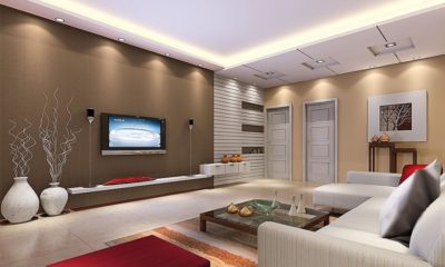 26 Living Room Interior Designs