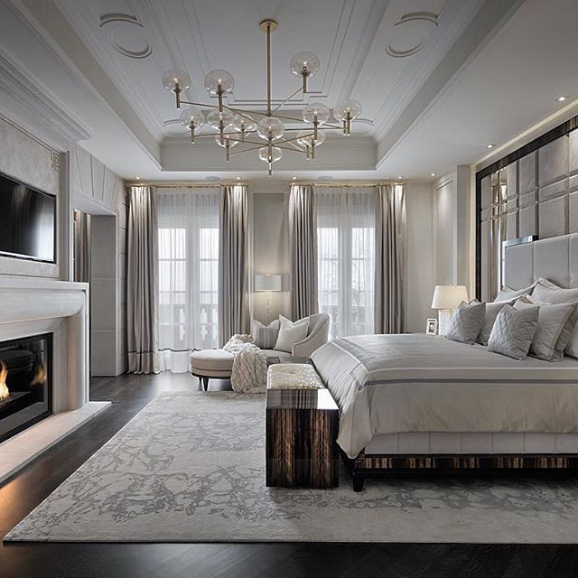 luxurious master bedrooms ideas 2 - Bedrooms Ideas