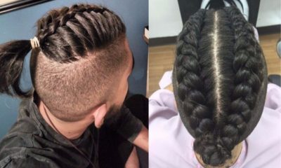 Men braid styles Feture