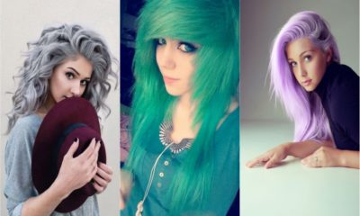 New Colourful Hairstyles for girls Feture
