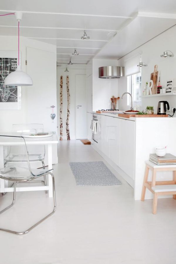 Scandinavian Cottage Kitchen