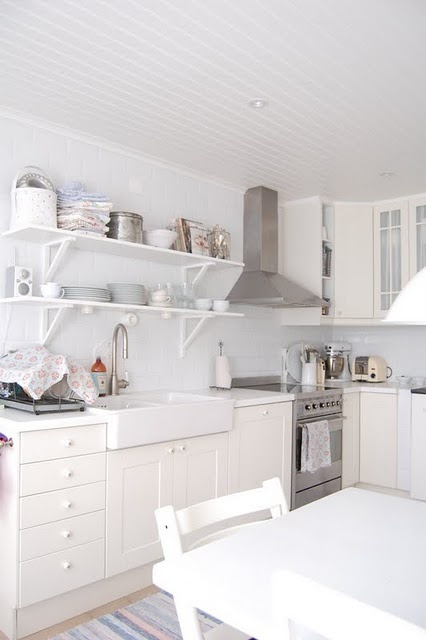 Scandinavian Farmhouse Kitchen