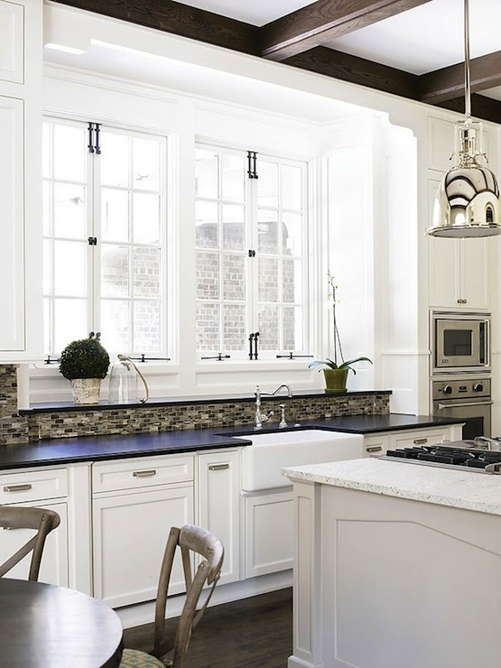 Sherwin Williams Alabaster Kitchen Cabinets