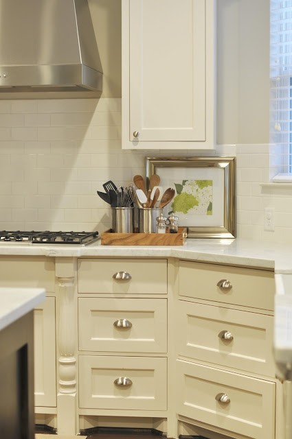 Sherwin-Williams Gray Kitchen Cabinets