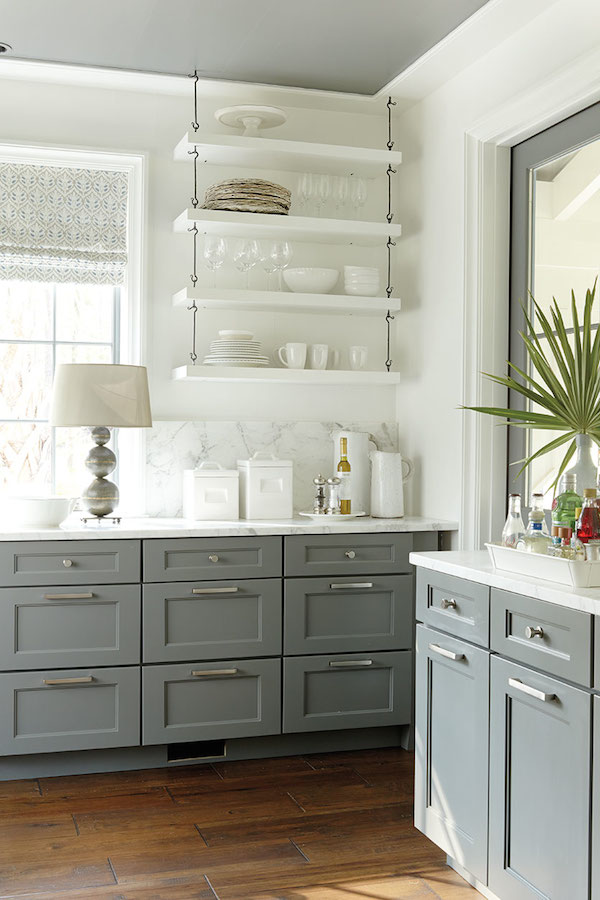 Southern Living Kitchens White Cabinets