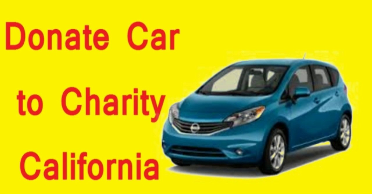 Donate to Car in California 20