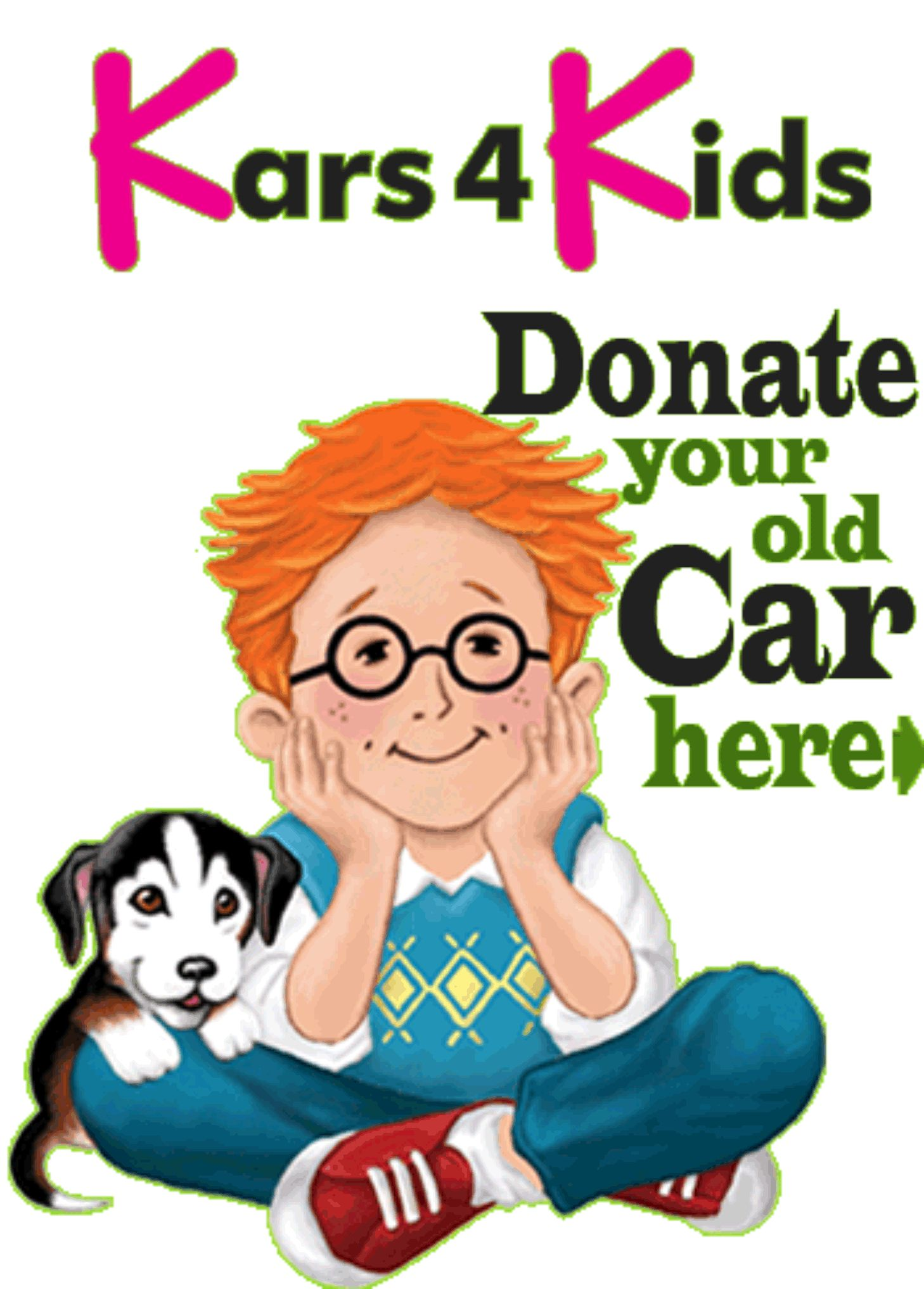 Donate your car for kids 1