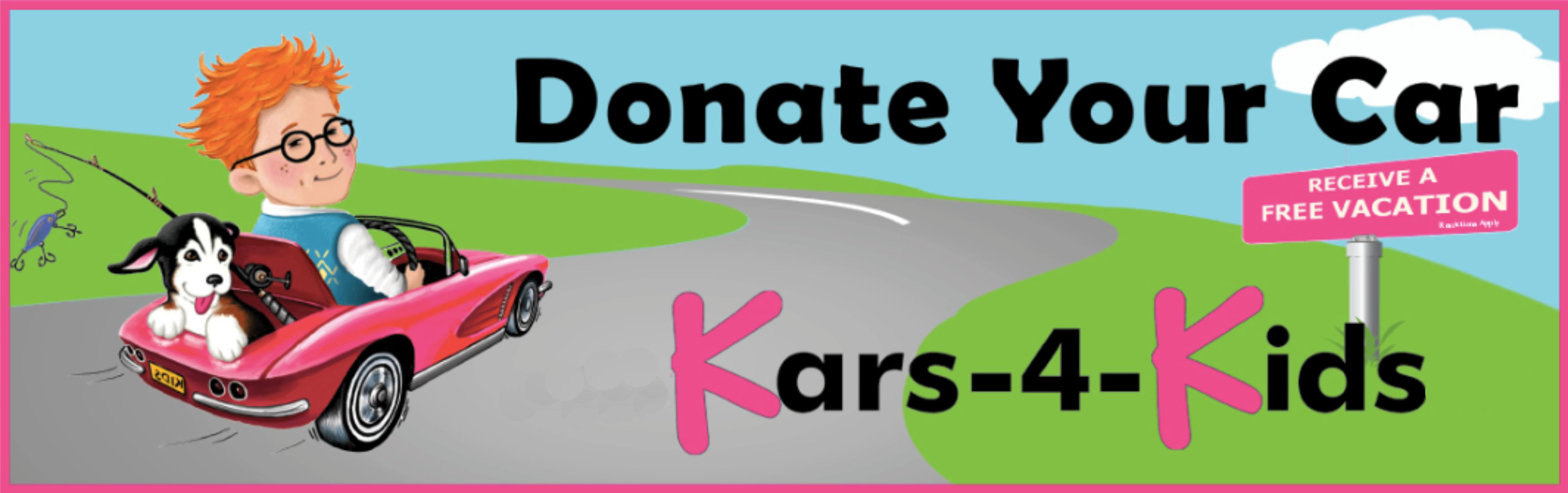 Donate your car for kids 14